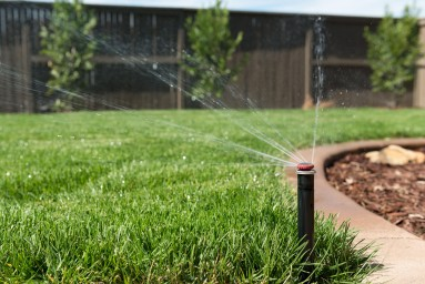 Sprinkler System Maintenance Wichita