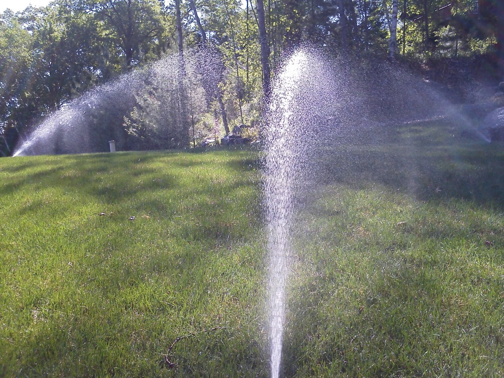Sprinkler System Winterization Irrigation Systems